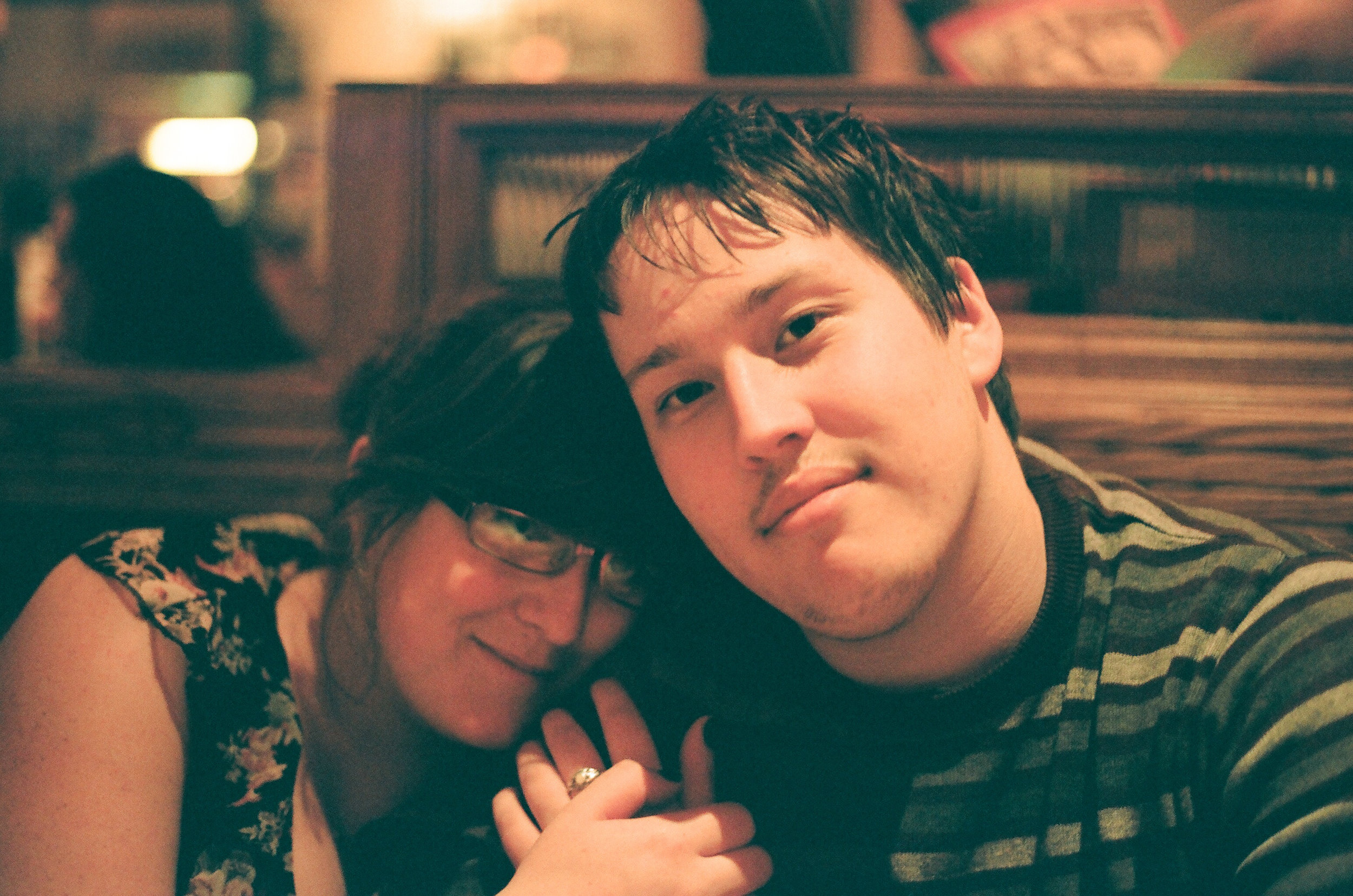 Mr. & Mrs. Lowe, 2014.