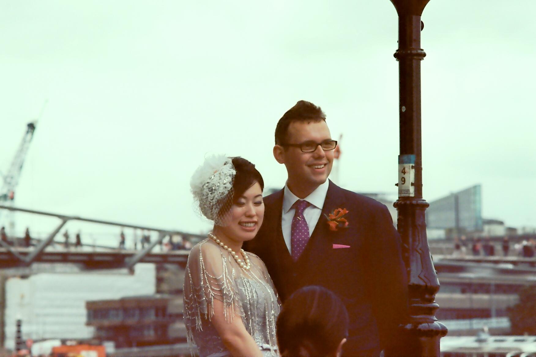A Wedding in London.