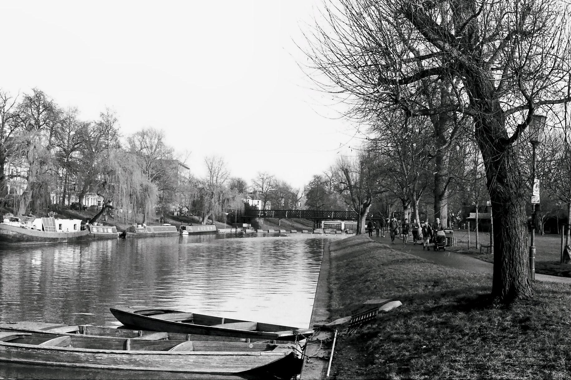 Cambridge Street Photography.