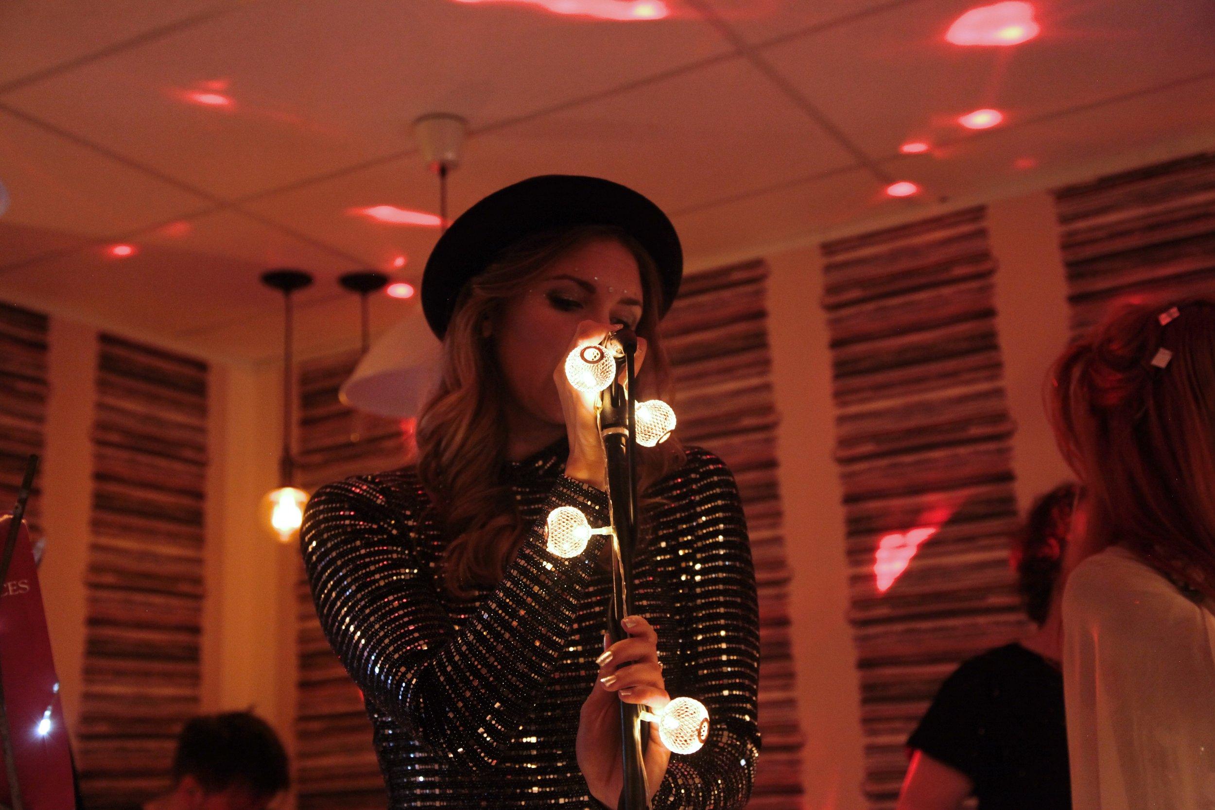 Daisy and the Dark @ Relevant Records Cafe, Cambridge
