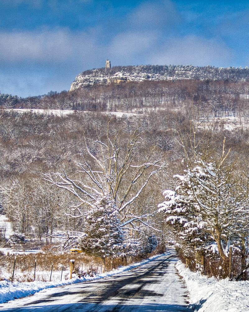Snowy!  Mohonk Mountain, New Paltz, USA1.jpg