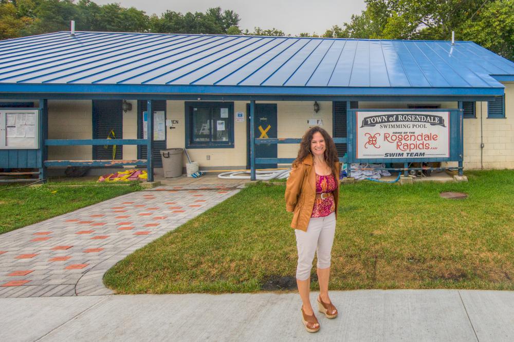 Tara Burke, Town of Rosendale Recreation Director