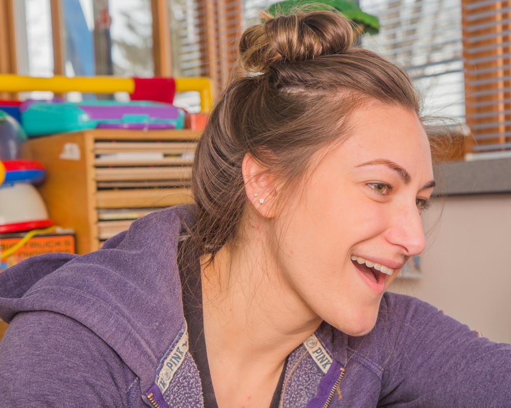 Rachel (Classroom Aide)