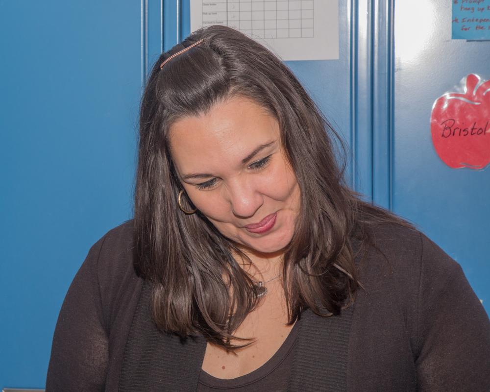 Dianna (Classroom Teacher's Assistant)