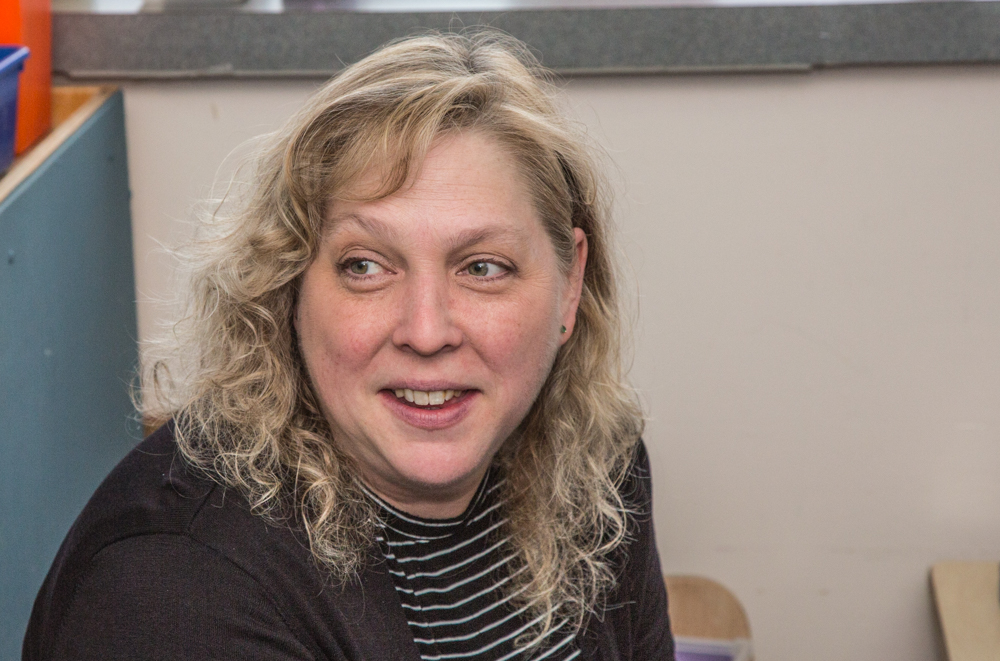 Janine (Special Education Teacher)
