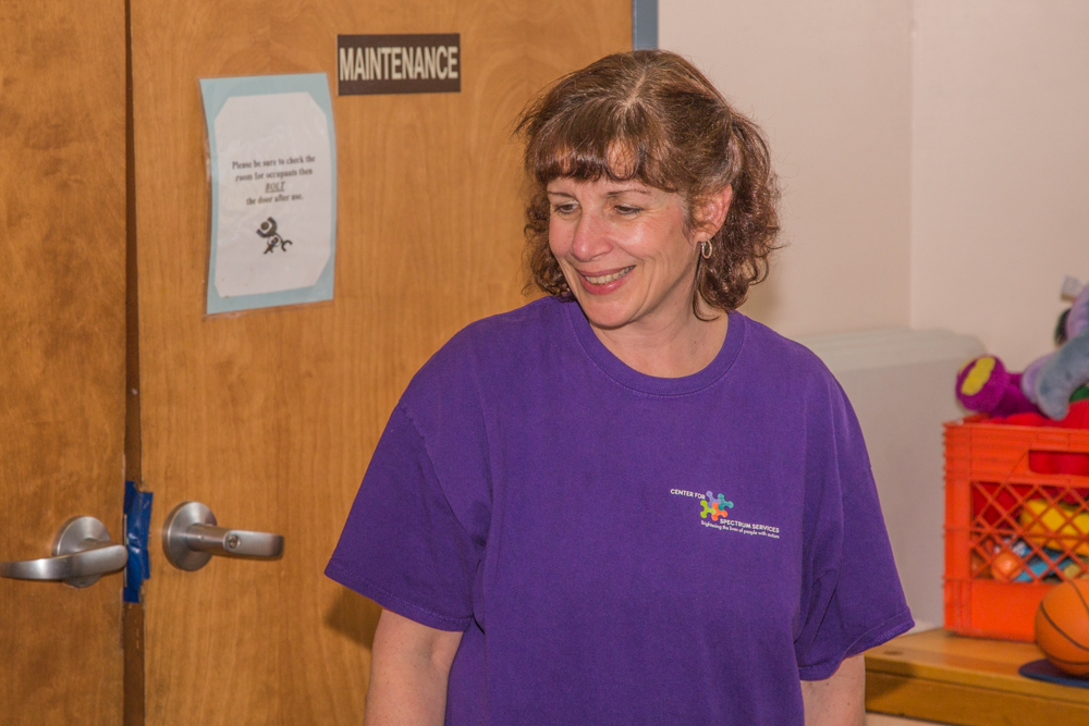 Katherine (Teacher's Assistant)