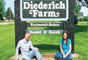 DIEDERICH FARm, WISCONSIN // PROGRESSIVE DAIRYMAN