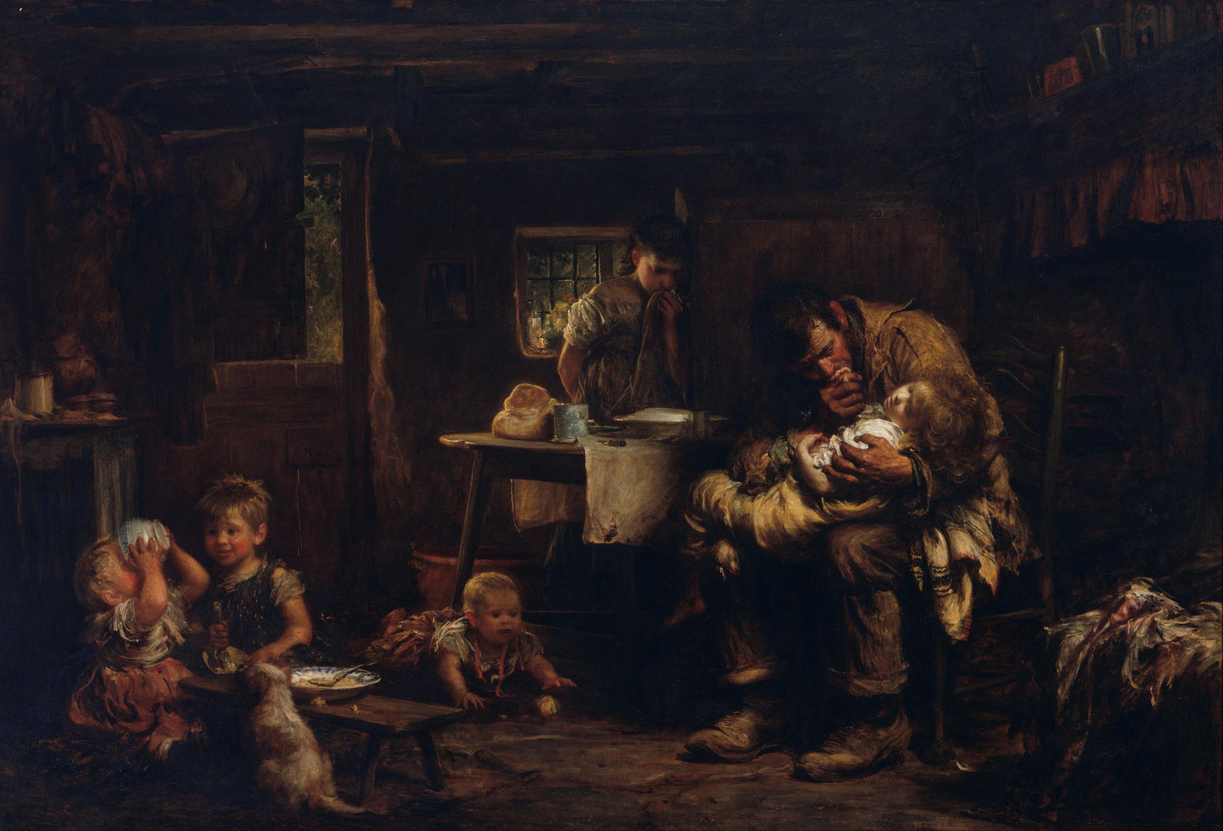 Sir_Luke_Fildes_-_The_widower_-_Google_Art_Project.jpg