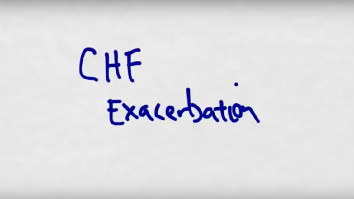 Approach to CHF Exacerbation