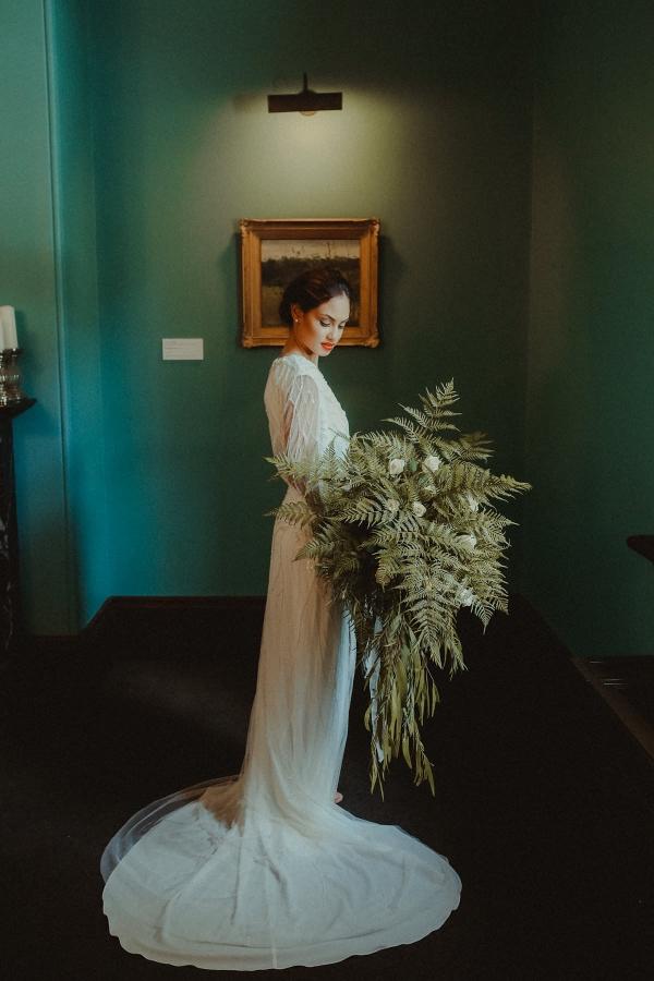Polka Dot Bride - Art Deco Glam