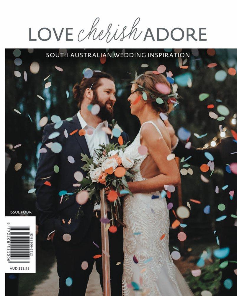 Love Cherish Adore - Issue Four