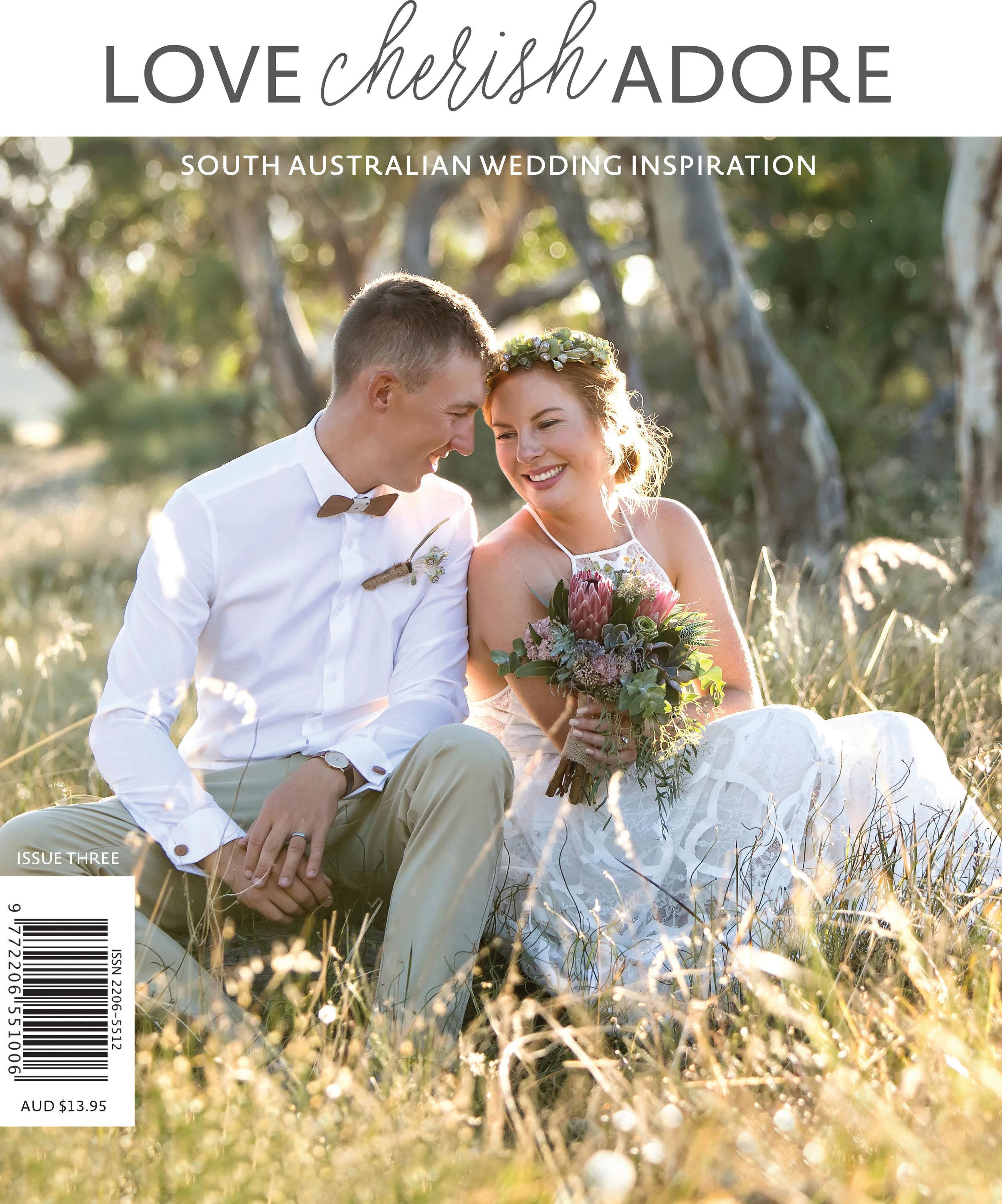 Love Cherish Adore - Issue Three