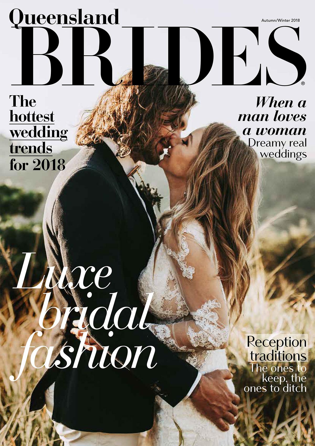 Queensland Brides - Autumn Winter 2018