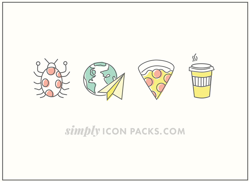 Simply Icon Packs