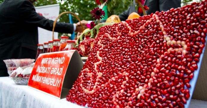 Azerbaijan Pomegranate Festival