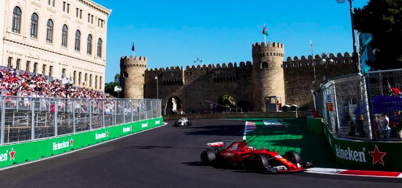 Baku Formula One