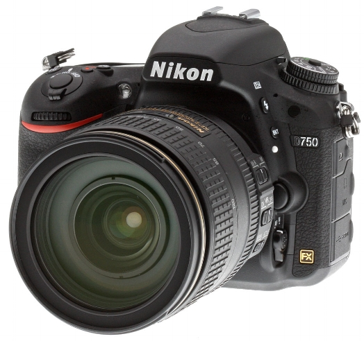 Nikon D750, Only the best