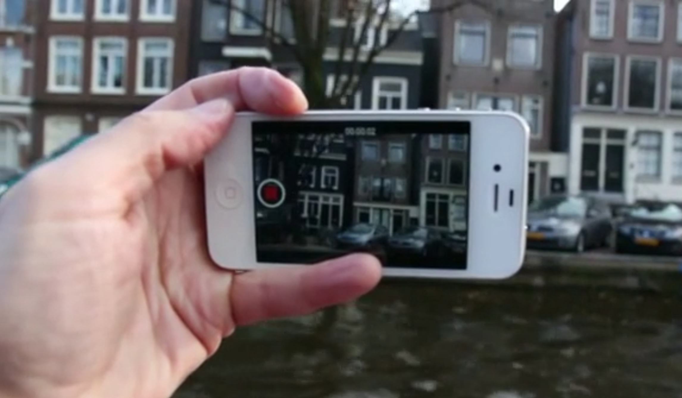 Home movies on your iphone