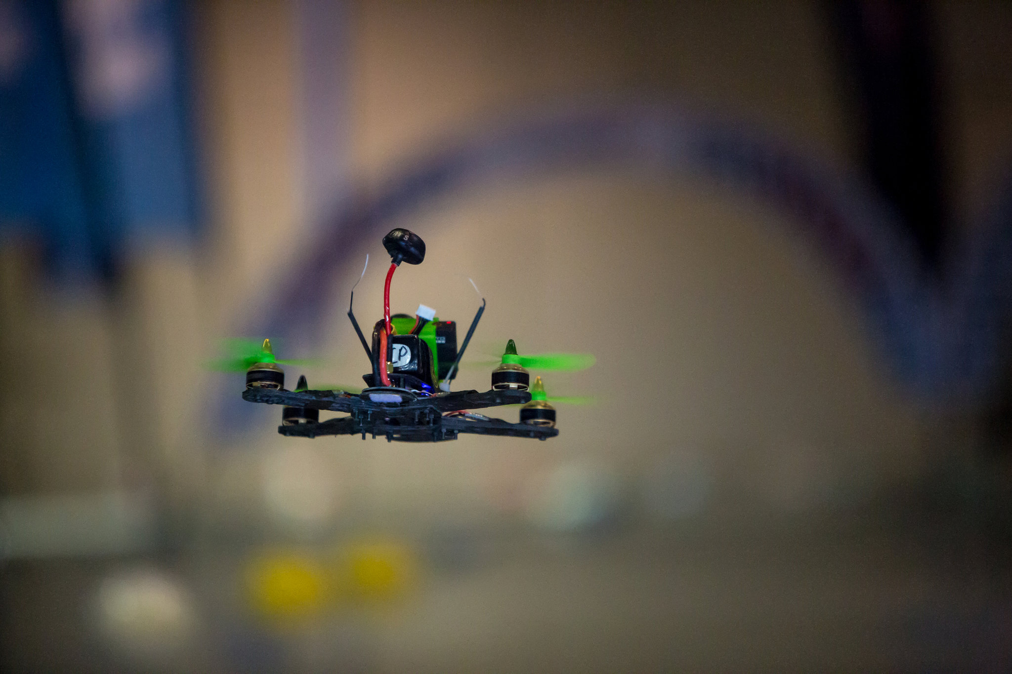 Drone Racing Dreams - The New York Times