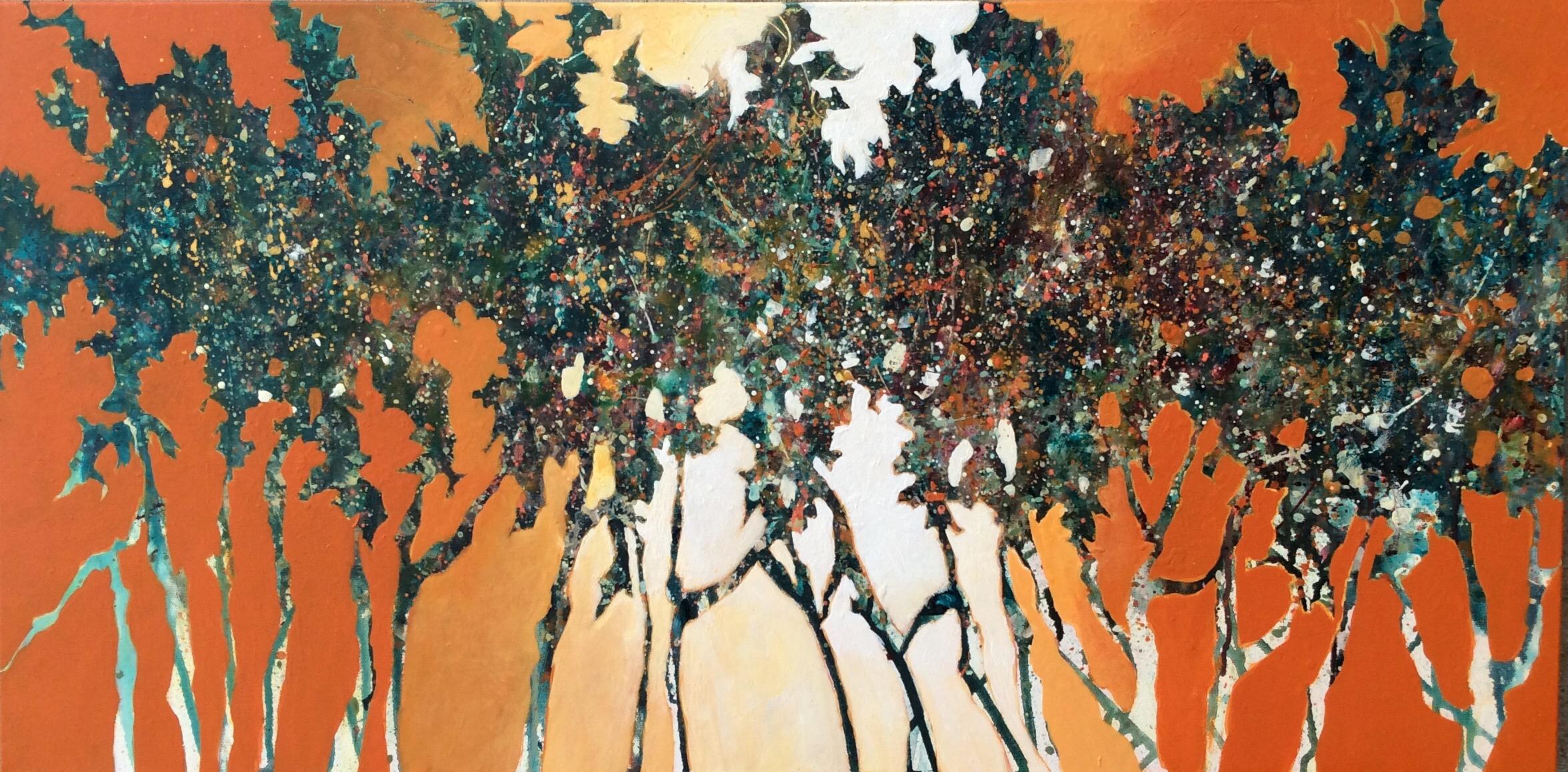 Commission. SOLD by Jennifer Stone at Jennifer Stone Artwork