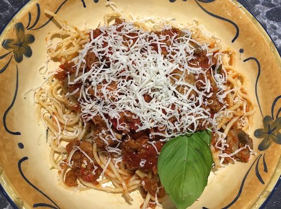 Sam's Approved Spaghetti Sauce