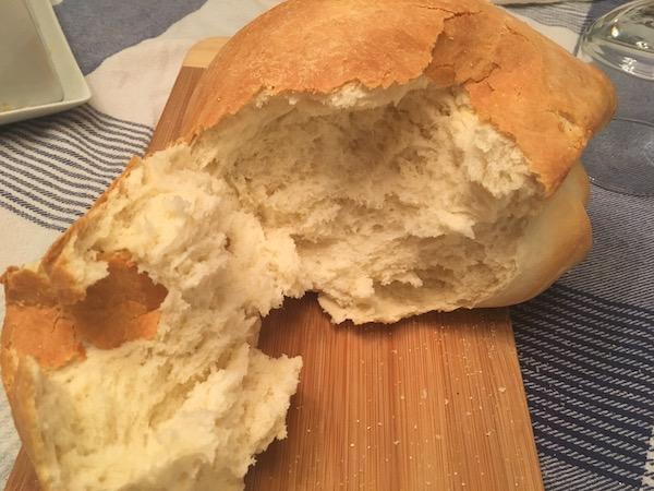 honey milk bread