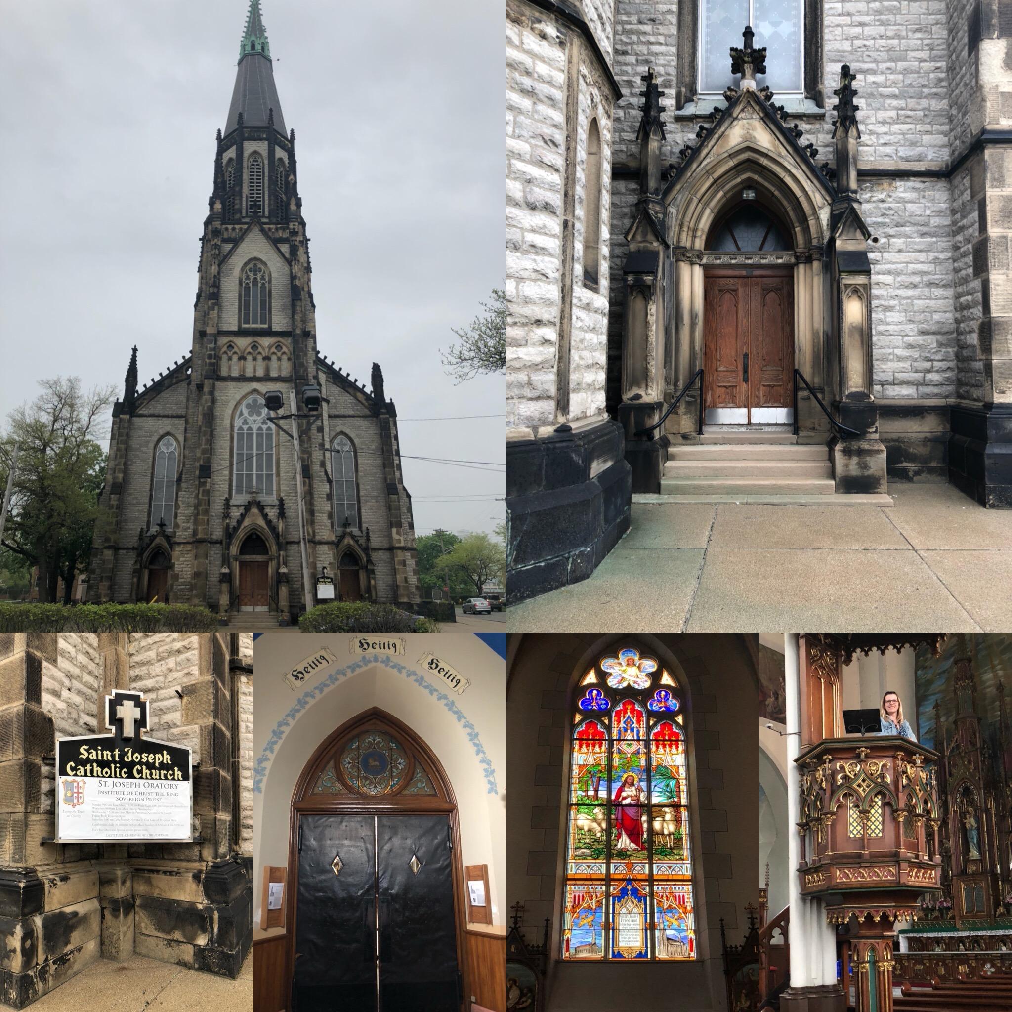 Churches in Detroit