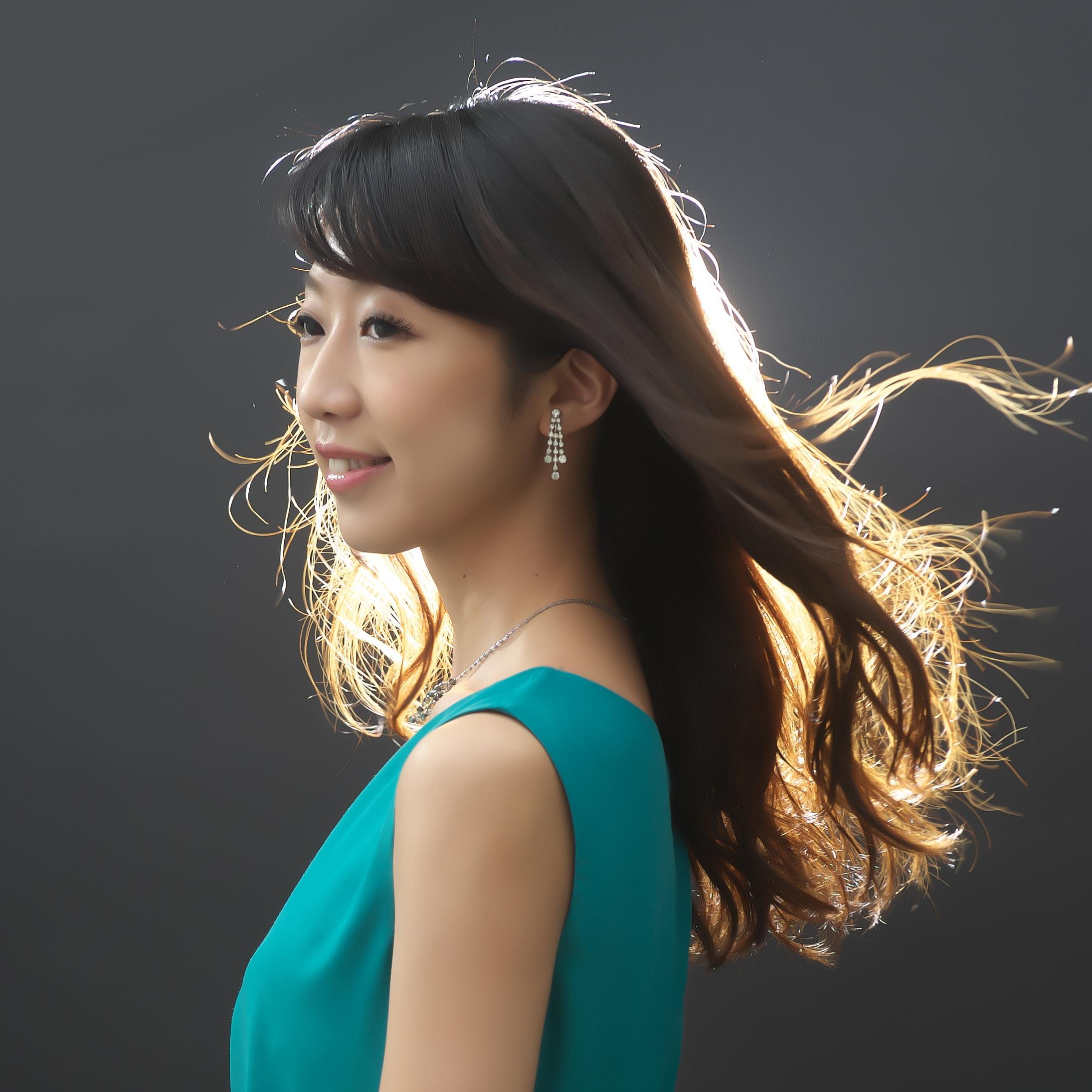 石丸由佳 Yuka Ishimaru, Organ (photo credit Naoko Nagasawa)