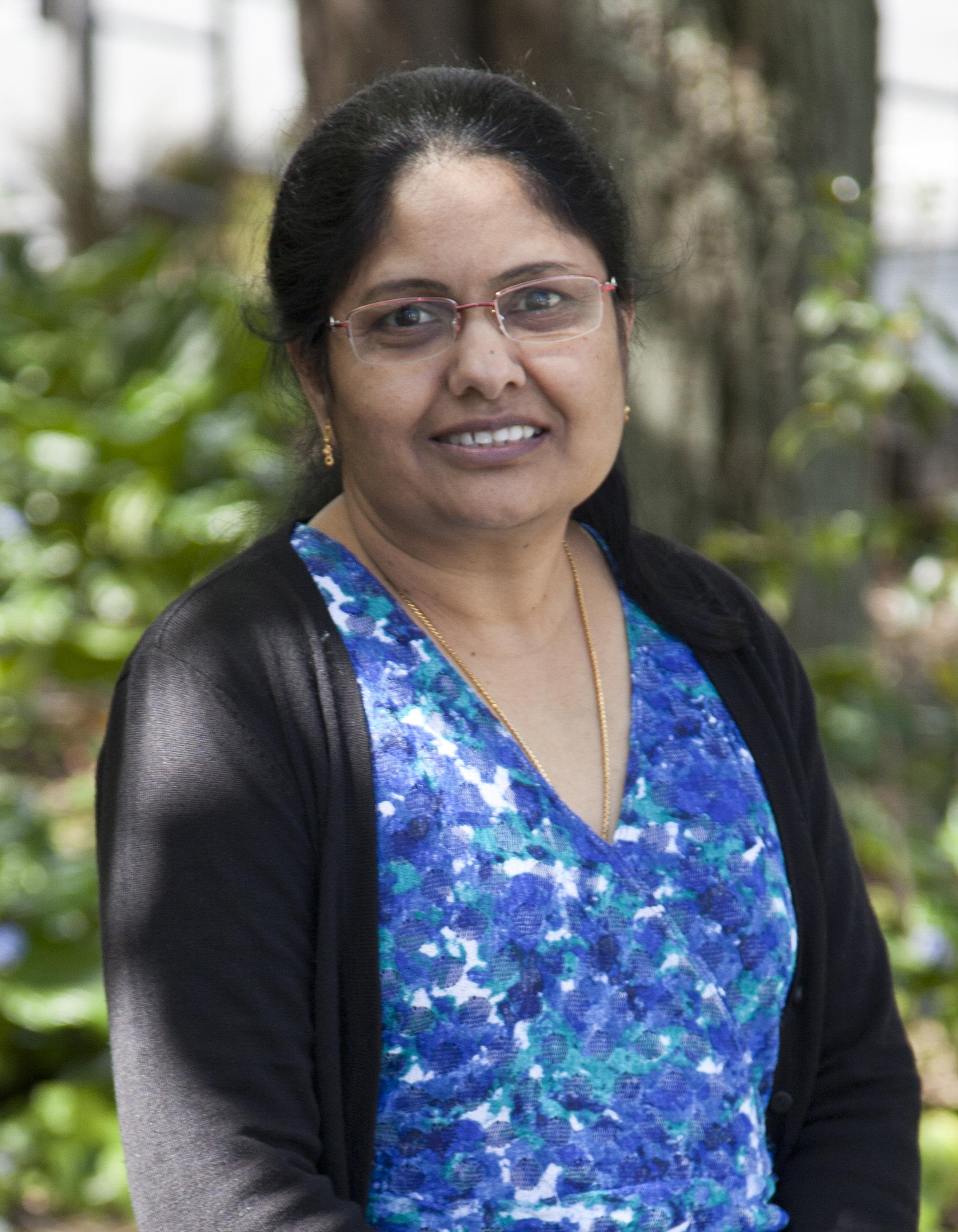 Lakshmi Budaraju,  Data Information Officer