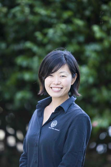Akiko Nicholls,  Technical and Accreditations Manager