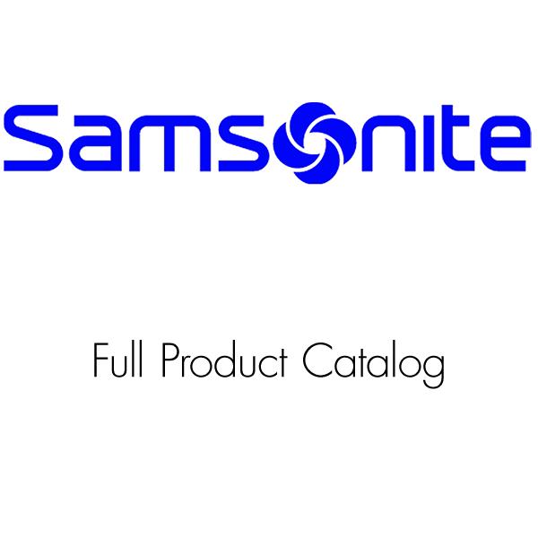 Samsonite - Full Catalog