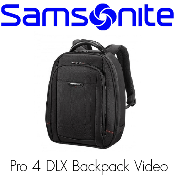 Pro 4 DLX Backpack Video