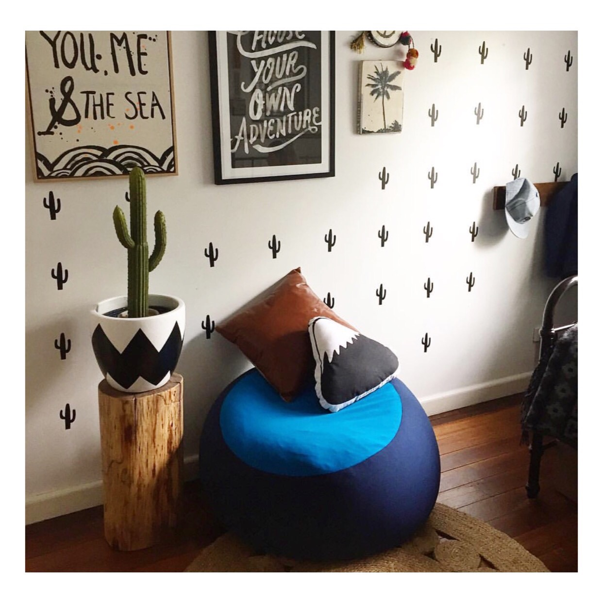Black Heart Attack styled by our Melbourne stockist Mint Interior Design.jpg