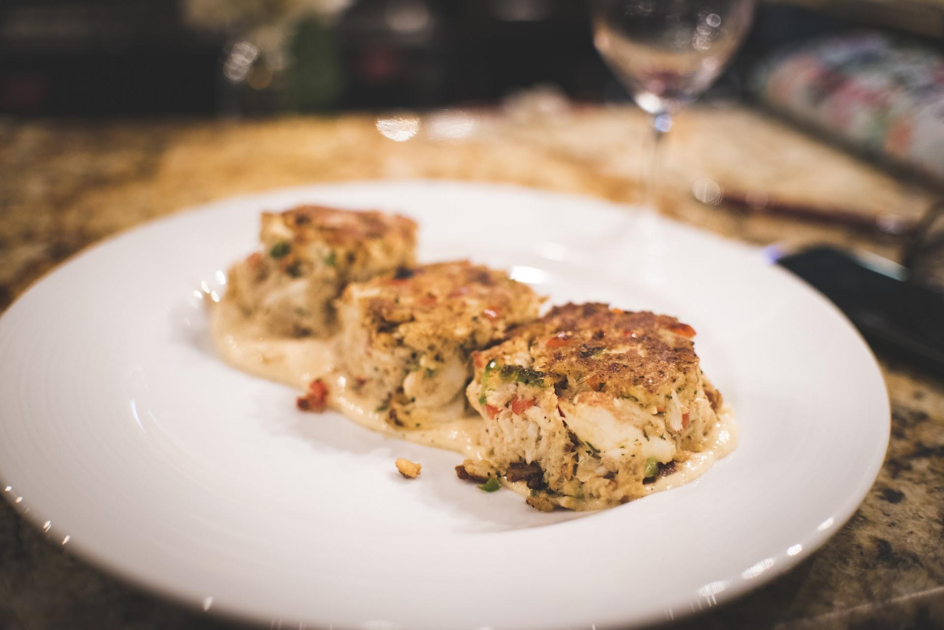 Bull Bay Crab Cakes