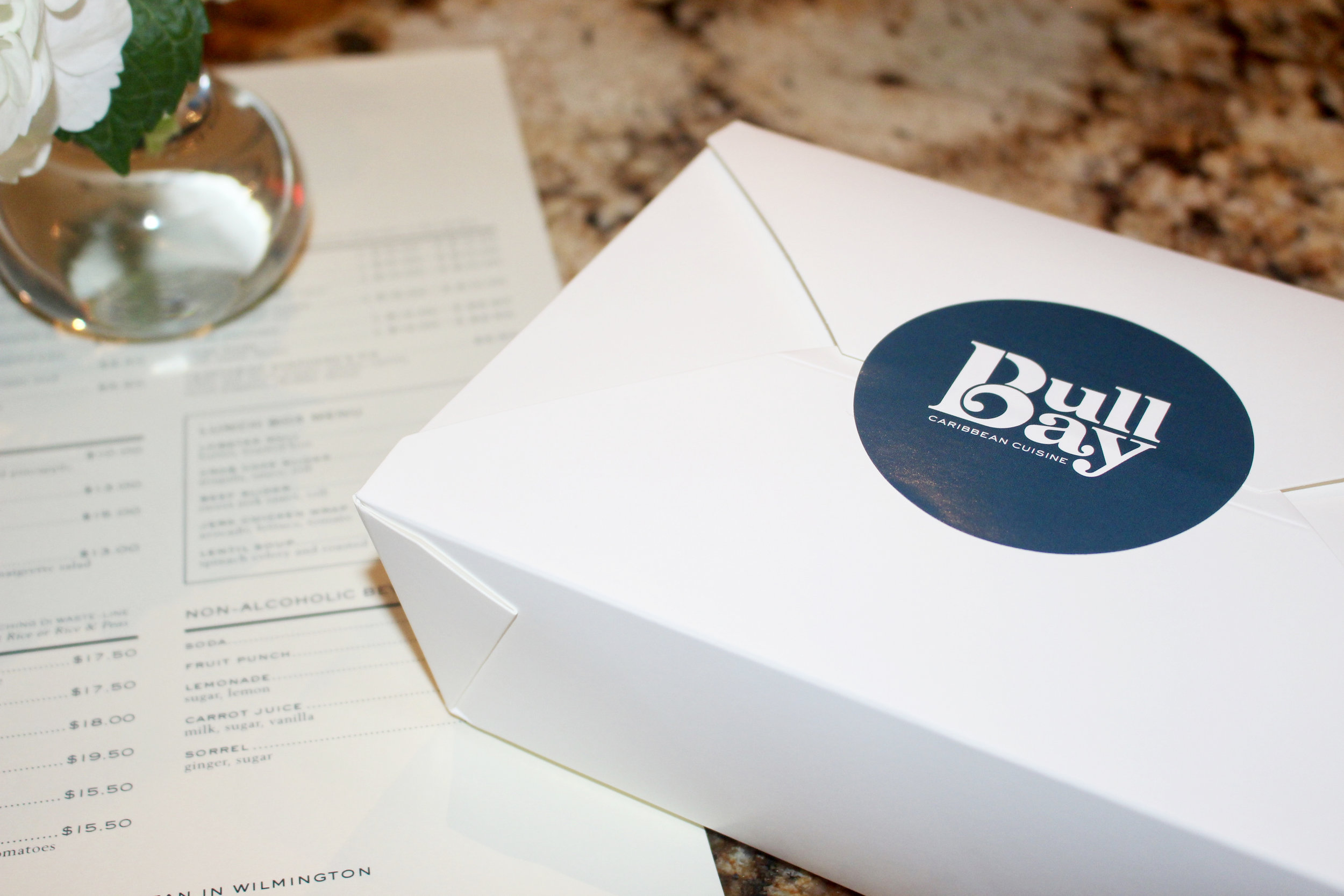 Bull Bay Lunch Box