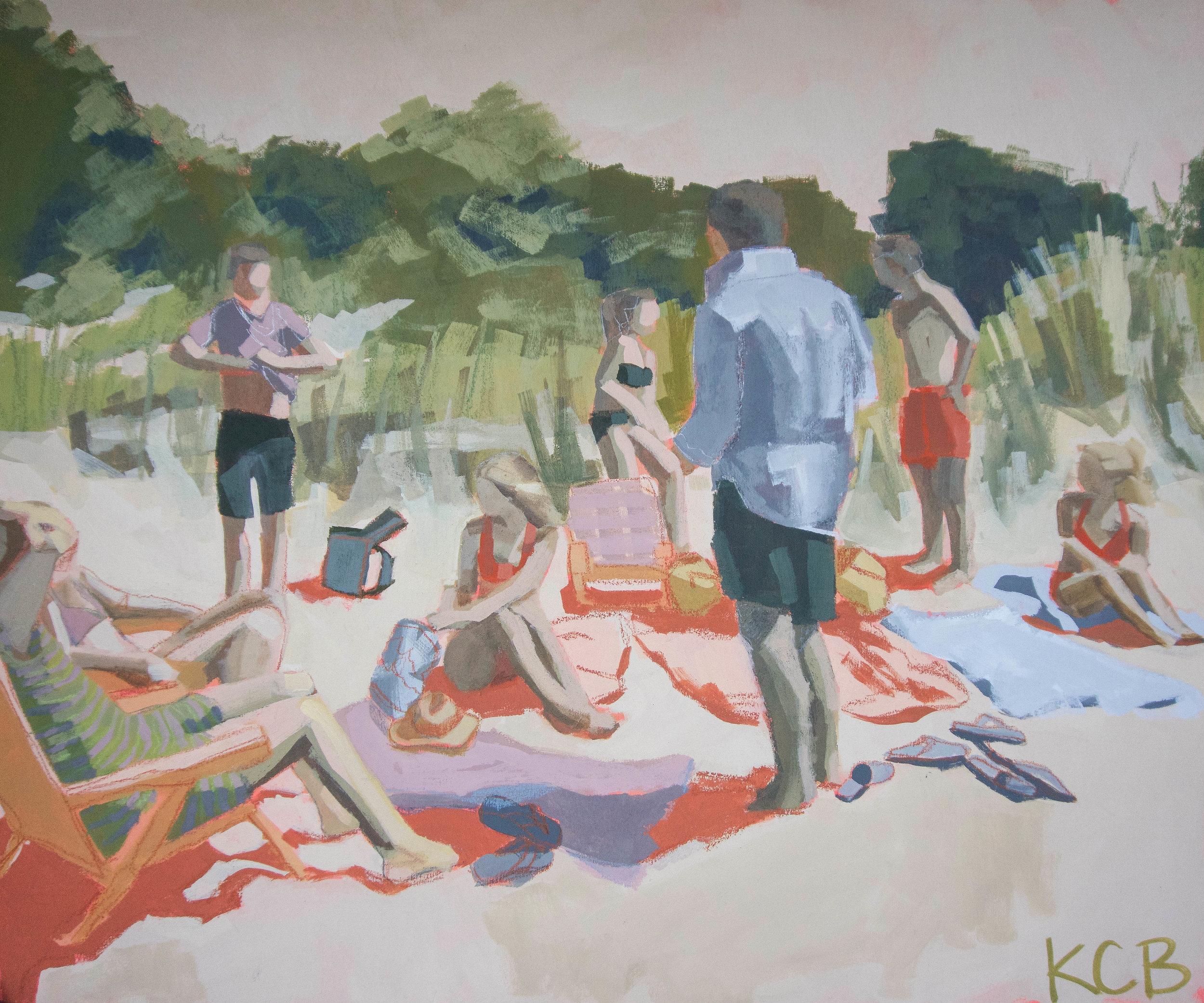 Katherine Corden_Summer School 20x24_Lake Lovers.jpg