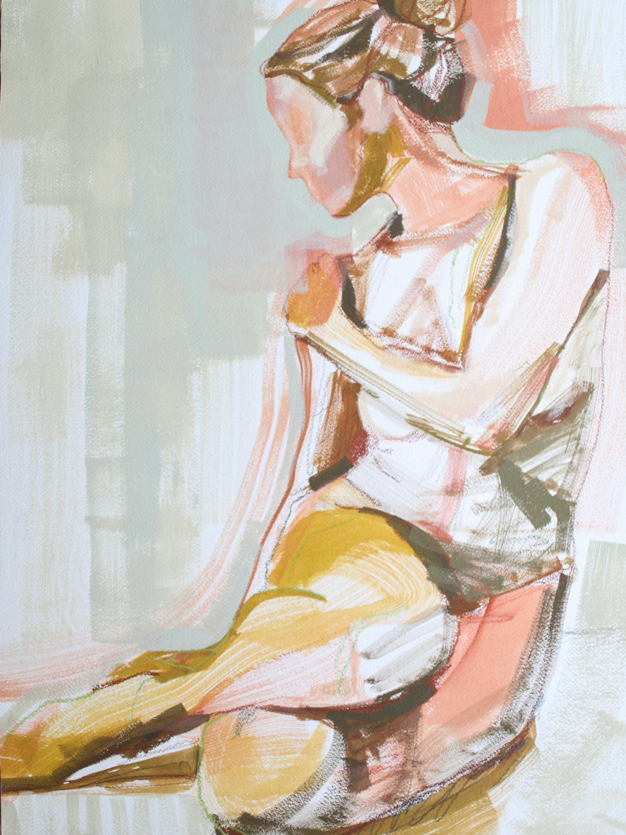 She's Magic, 18x24 Katherine Corden Art