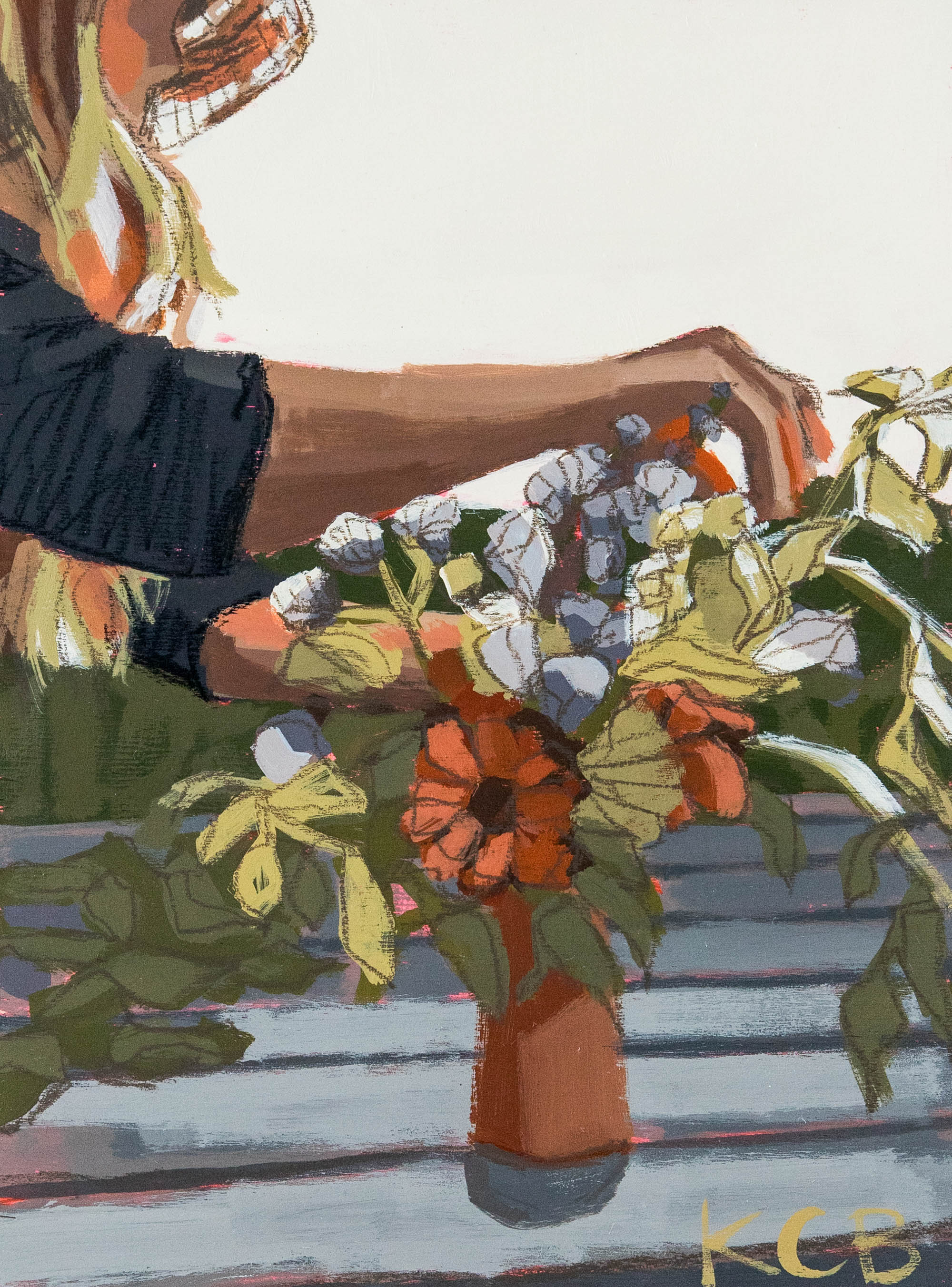 Katherine Corden Art Gather Series