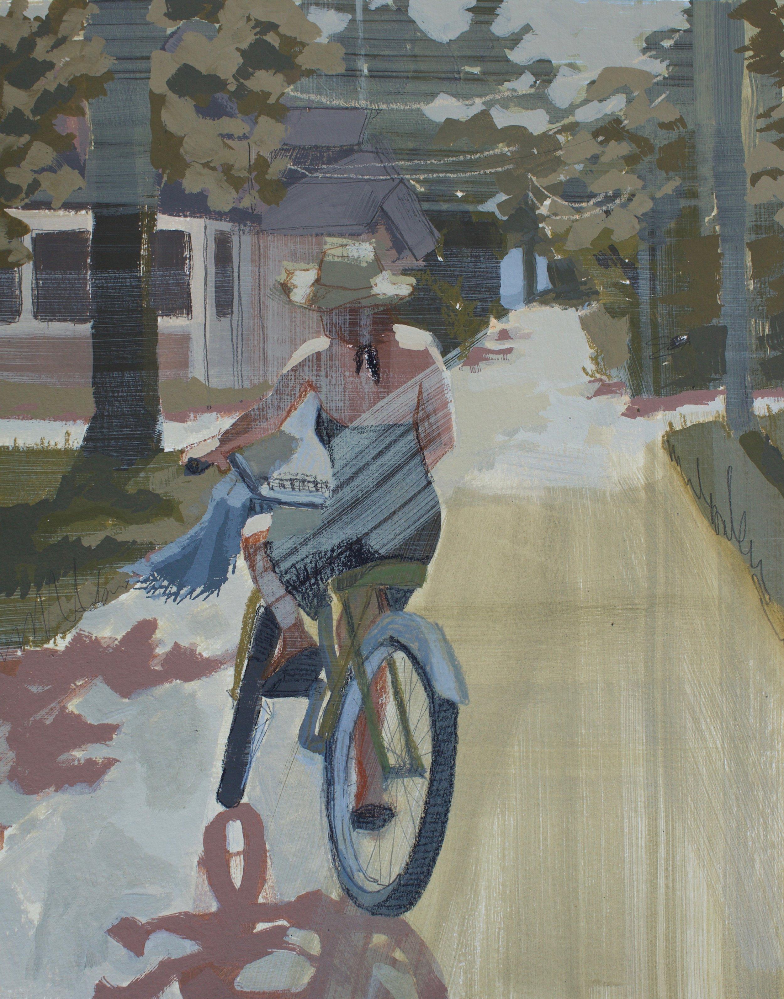 Summer Rituals, Katherine Corden Art