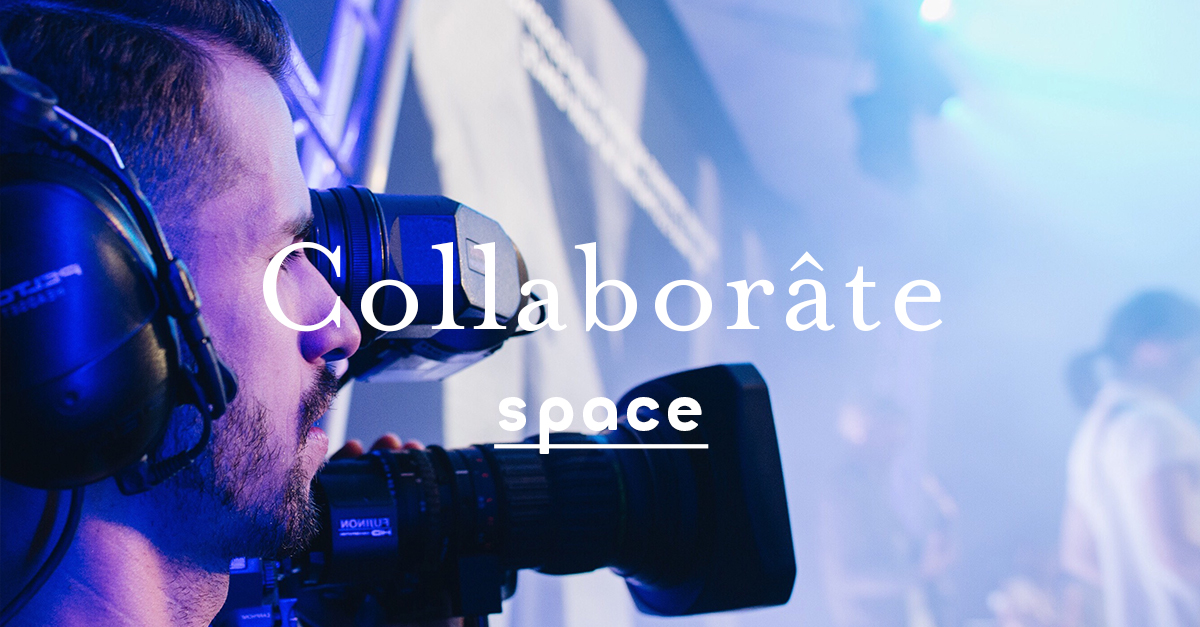 collaborate - space