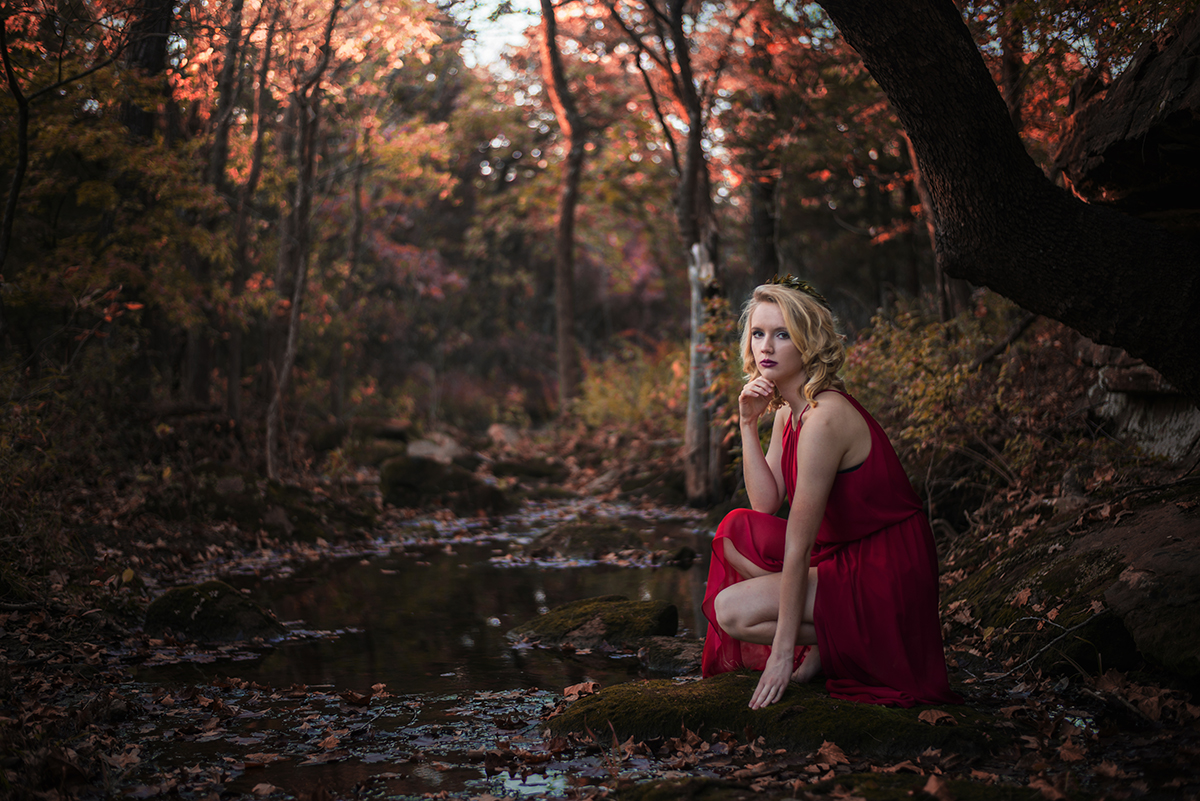 Cristin-Styled Session