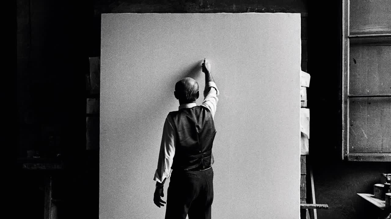 El miedo al lienzo en blanco — EMILIANO MANUEL