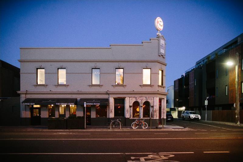The Grand Hotel in Richmond - The Best Beer Garden in Richmond
