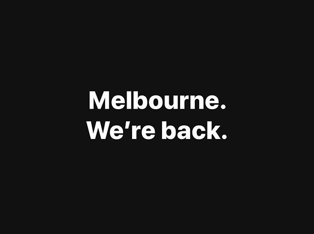 After travelling the world setting up @bowerbird.io, we're back in Melbourne for a little while. So, we thought, why not finally do a proper Melbourne Launch.  So I'll be out and about meeting Architects, Photographers, Journalists, and Orgs from 22 July – 9 August.  If you'd like to learn more about BowerBird, get in touch 😊