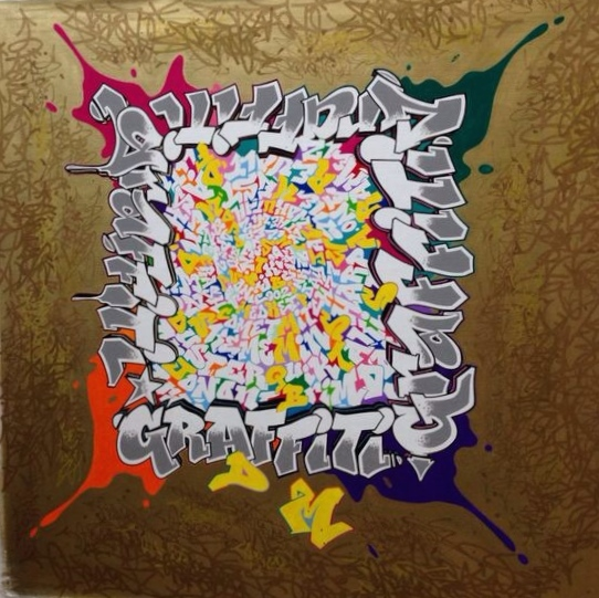 NewKongo Tribute to Graffiti 100x100cm.JPG