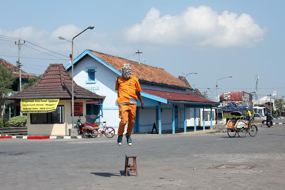 Artist: Jim Allen Abel, Indonesia    Title: Di Atas Angin 5 Medium: c-print paper on d-bond & plexiglass   Dimension: 60 cm x 40 cm Edition: 3 + 2 AP    Year:2011    SOLD