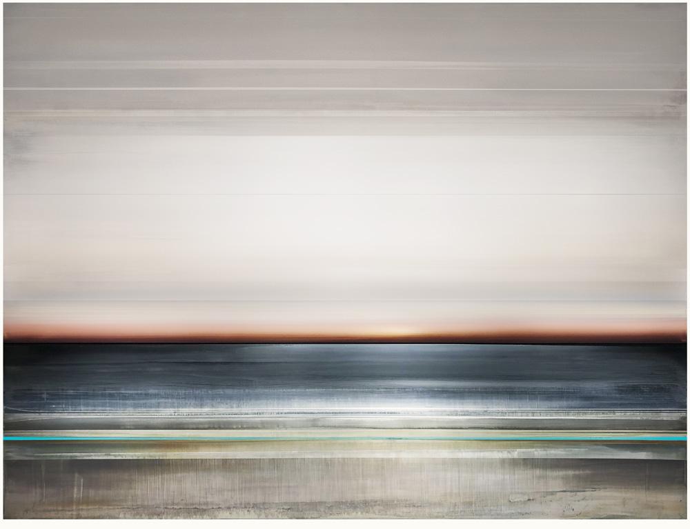 Artist: Micah Crandall-Bear, USA  Title: Tevora Medium: acrylic on canvas  Dimension: 244 cm x 335 cm Year: 2017   SOLD