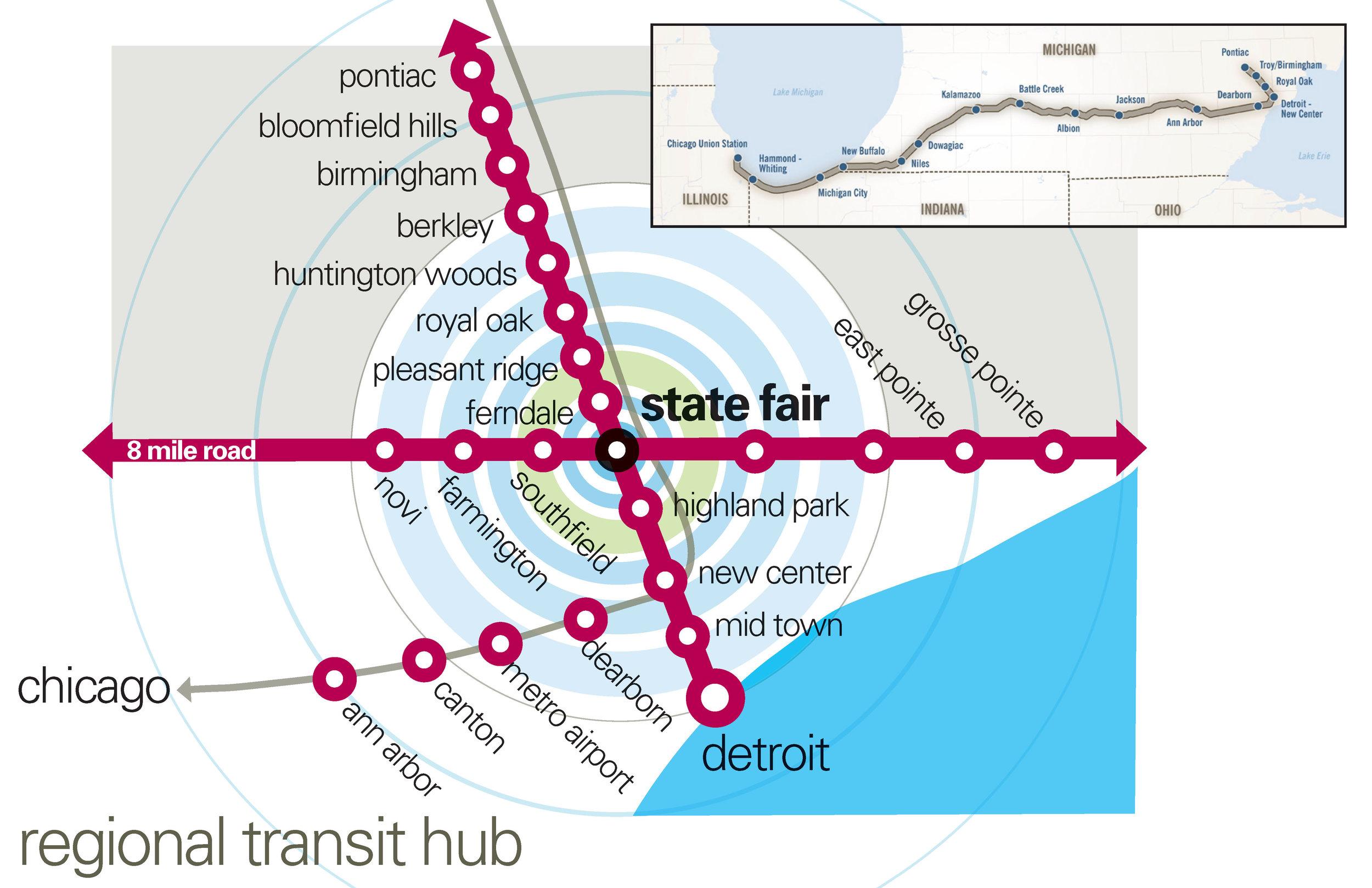 Regional Transit Hub