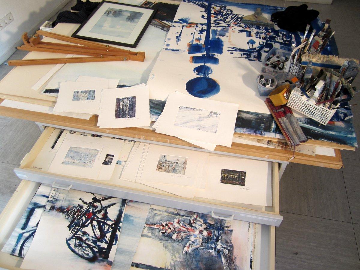 Studio David Antonides - Developing Ideas