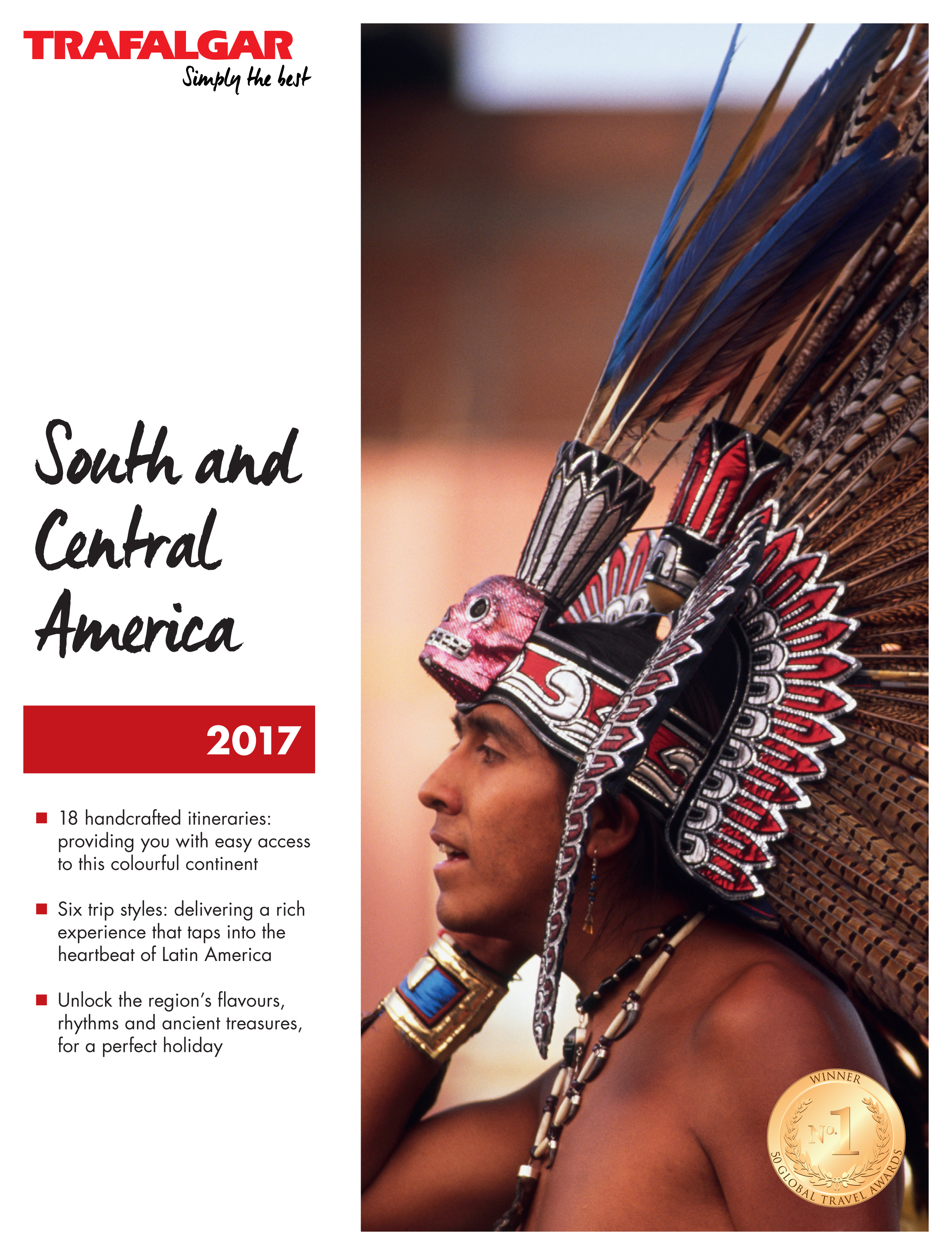SOUTH AND CENTRAL AMERICA 2017